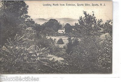Sparta Glen,looking North from Entrance-Sparta,New Jersey - Cakcollectibles
