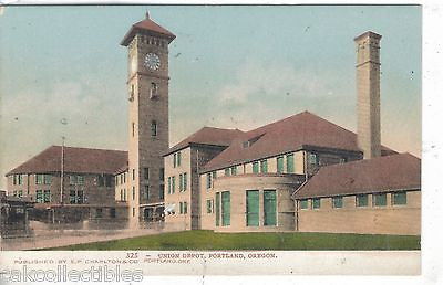 Union Depot-Portland,Oregon UDB - Cakcollectibles
