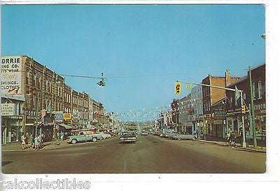 Broadway Street,Looking East-Orangeville,Ontario,Canada - Cakcollectibles - 1