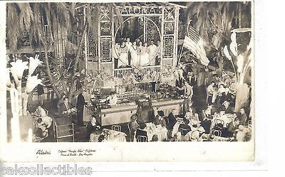 "RPPC-Interior-Clifton ""Pacific Seas"" Cafeteria-Los Angeles,California - Cakcollectibles - 1"