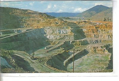 Berkeley Pit. Butte, Montana - Cakcollectibles