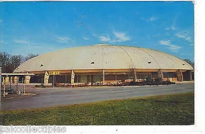 Alexander Memorial Coliseum,Georgia Tech-Atlanta,Georgia - Cakcollectibles