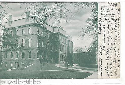Anderson Hall and Reynolds Laboratory,University of Rochester-Rochester,New York - Cakcollectibles