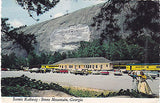 """Scenic Railway"" - Stone Mountain, Georgia Postcard - Cakcollectibles - 1"