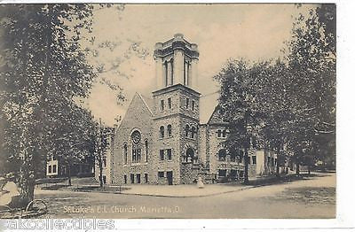 St. Luke's E.L. Church-Marietta,Ohio - Cakcollectibles