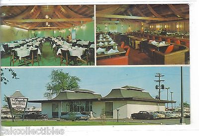 The Pagoda Restaurant and Cocktail Lounge-Clawson,Michigan - Cakcollectibles - 1