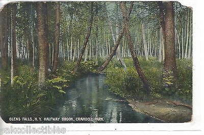 Halfway Brook,Crandell Park-Glens Falls,New York 1909 - Cakcollectibles