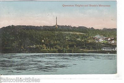 Queenston Heights and Brock's Monument - Cakcollectibles