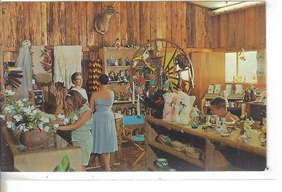 A Gift Shop, Cherokee, Arkansas - Cakcollectibles