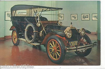 1912 Peerless 7 Passenger Touring Car - Cakcollectibles