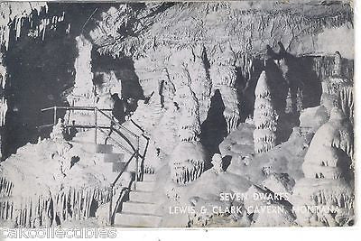 Seven Dwarfs-Lewis and Clark Cavern-Montana - Cakcollectibles