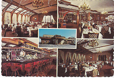 Harbor House - Fort Lee, New Jersey Postcard - Cakcollectibles - 1