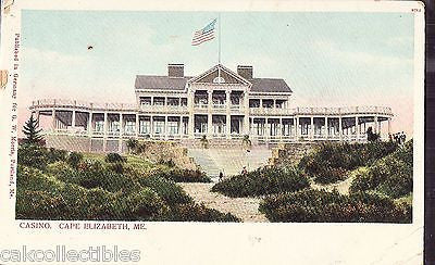 Casino-Cape Elizabeth,Maine UDB - Cakcollectibles