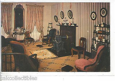 Double Parlor,Abraham Lincoln's Home-Springfield,Illinois - Cakcollectibles