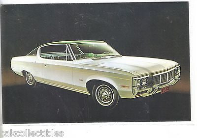 1972 AMC Matador 2-Door Hardtop-Vintage Post Card - Cakcollectibles - 1