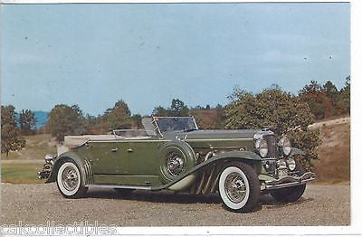 1933 Duesenberg,Model J,Tourster - Cakcollectibles