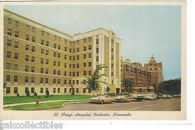 St. Mary's Hospital-Rochester,Minnesota - Cakcollectibles - 1