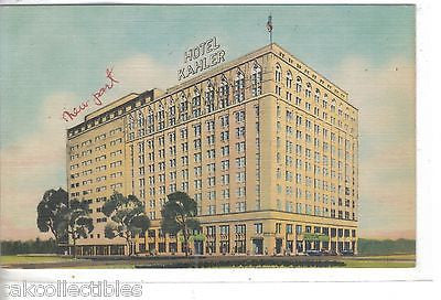 The Kahler Hotel-Rochester,Minnesota - Cakcollectibles
