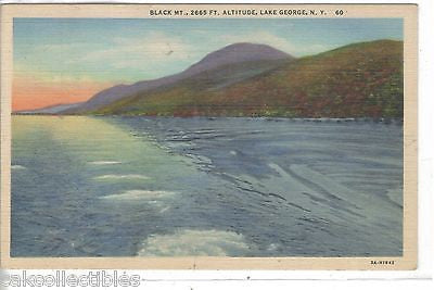 Black Mountain-Lake George,New York 1949 - Cakcollectibles
