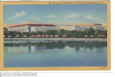 Bureau of Engraving and Printing-Washington,D.C. - Cakcollectibles