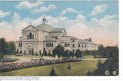 Franciscan Monastery-Washington,D.C. - Cakcollectibles