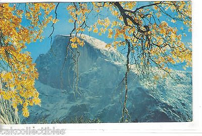 Half Dome in Autumn,Yosemite Valley-Yosemite National Park - Cakcollectibles