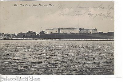 Fort Trumbull-New London,Connecticut 1907 - Cakcollectibles