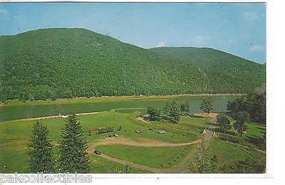 George B. Stevenson Dam from State Rt. 872-Pennsylvania - Cakcollectibles