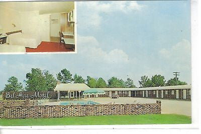 Bel Air Motel, Perry, Georgia - Cakcollectibles
