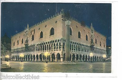 Ducal Palace-Venice at Night-Italy - Cakcollectibles