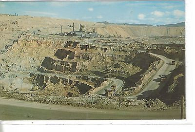 The Berkeley Pit. Butte, Montana - Cakcollectibles