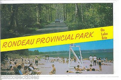 Rondeau Provincial Park on Lake Erie-Kent County,Ontario,Canada - Cakcollectibles - 1