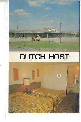 Dutch Host Motel-Sugarcreek,Ohio - Cakcollectibles