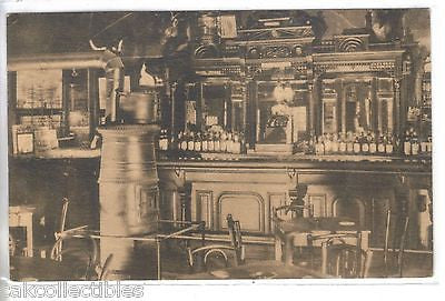 Interior,Old Tap Room,Griswold Inn-Essex,Connecticut - Cakcollectibles