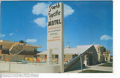 South Pacific Motel-Miami,Florida - Cakcollectibles - 1