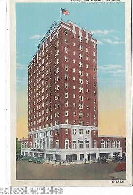 Youngblood Hotel-Enid,Oklahoma - Cakcollectibles