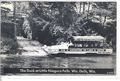 The Duck at Little Niagara-Wisconsin Dells,Wisconsin - Cakcollectibles