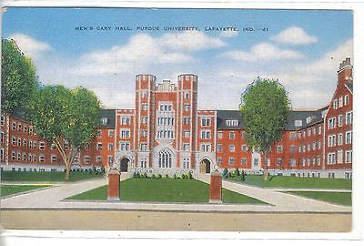 Men's Cary Hall,Purdue University-Lafayette,Indiana - Cakcollectibles