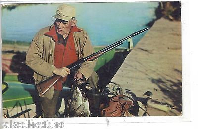 Greetings from Arkansas-Duck Hunter 1959 - Cakcollectibles