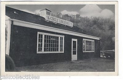 Circle Luncheonette-Ridgefield,Connecticut - Cakcollectibles - 1