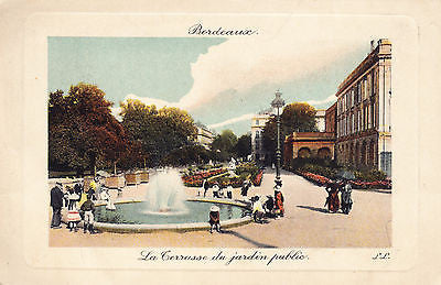 Bordeaux France (Soldiers Mail ) Postcard - Cakcollectibles