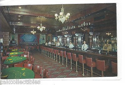 The Million Dollar Golden Nugget Ganbling Hall,Saloon & Restaurant-Las Vegas,Nev - Cakcollectibles