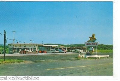 Sandoe's Distlefink Drive-In near Gettysburg,Pennsylvania - Cakcollectibles - 1