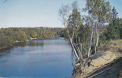 Another Scenic View Of Moose Lake Lodge, Canada Postcard - Cakcollectibles - 1