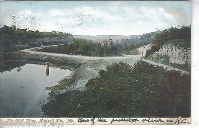 The Cliff Drive-Kansas City,Missouri 1907 - Cakcollectibles
