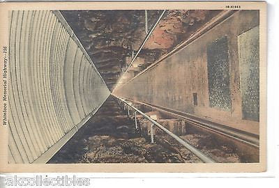 Tunnel,Whiteface Memorial Highway-Lake Placid,New York - Cakcollectibles