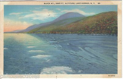 Black Mountain-Lake George,New York - Cakcollectibles