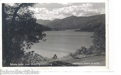 RPPC-Shasta Lake near Redding,California - Cakcollectibles - 1