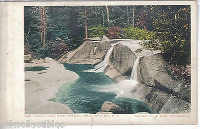Diana's Bath-North Conway,White Mountains,New Hampshire UDB - Cakcollectibles