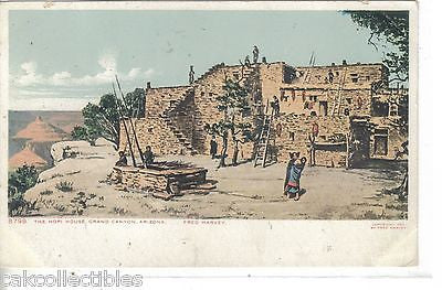 The Hopi House-Grand Canyon,Arizona UDB (Fred Harvey) - Cakcollectibles - 1